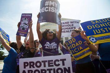 Abortion Rights Celebration