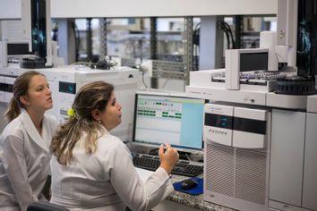 Brazil OLY Doping Rio Laboratory
