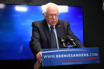 Bernie Sanders - Burlington, VT
