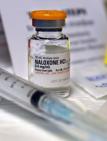 Overdose Drug-Easing Access