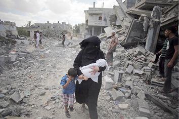 Gaza Palestinians