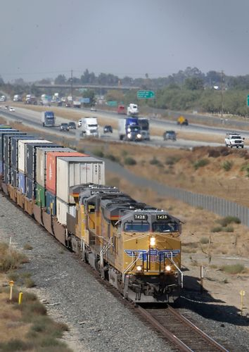 Railroad Competition