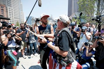 RNC Protesters