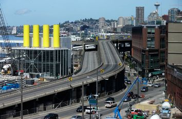 Seattle Tunnel