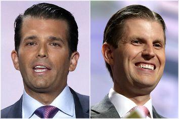 Donald J. Trump, Jr.; Eric Trump