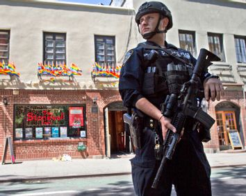 Arming the NYPD