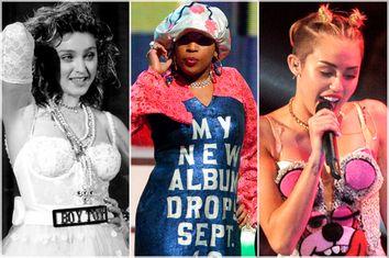 Madonna; Macy Gray; Miley Cyrus