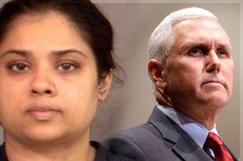 Purvi Patel; Mike Pence