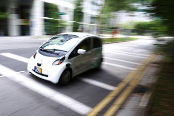 Singapore Autonomous Taxis