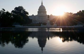 Divided America Optimism and Pessimism