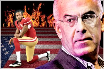 Colin Kaepernick; David Brooks