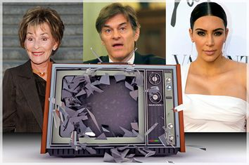 Judge Judy; Dr. Oz; Kim Kardashian