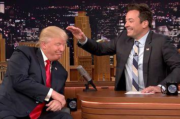 Donald Trump, Jimmy Fallon