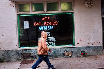 Bail Bonds Storefront