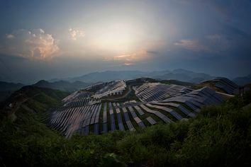 China Solar Glut