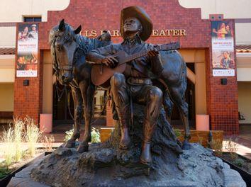 Singing Cowboy Museum-Expansion