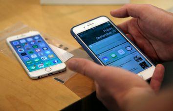 TEC-Apple-iPhone Software Update