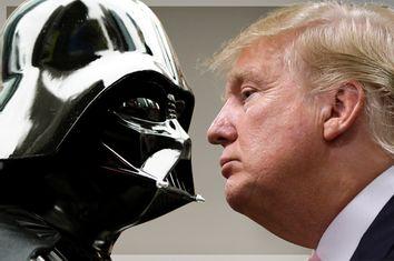 Darth Vader; Donald Trump