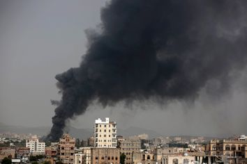 Mideast Yemen War Crimes Questions