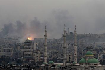 Mideast Syria Winning Aleppo