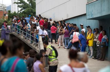 Venezuela Undone Profiting From Hunger