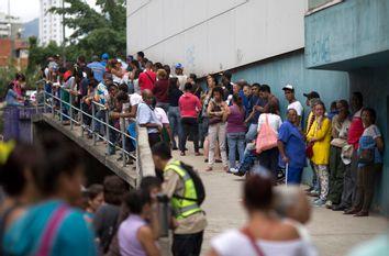 Venezuela Undone Profiting From Hunger