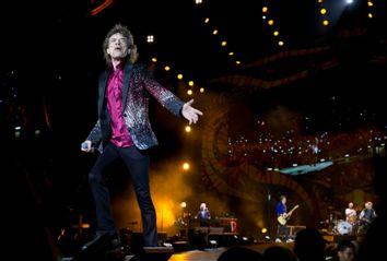 Mick Jagger in Cuba