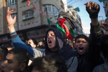 APTOPIX Palestinians Gaza Electricity Lament