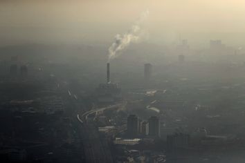 Britain Pollution