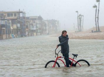 California Storms