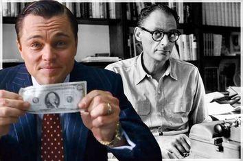 The Wolf of Wall Street; Arthur Miller
