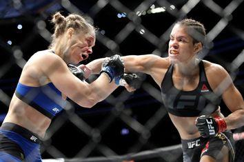 Amanda Nunes,Ronda Rousey