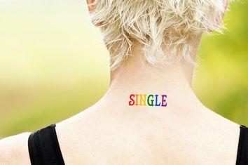 Single Tattoo
