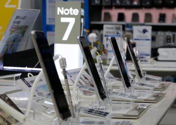 South Korea Samsung Note 7
