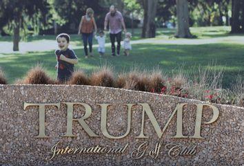 Trump Business Ties Dubai