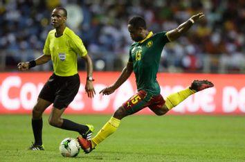 Gabon Soccer African Cup