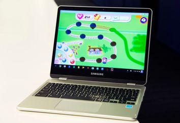 Google Chromebooks On The Rise