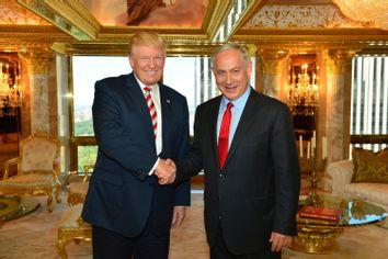 Israel Netanyahu Trump
