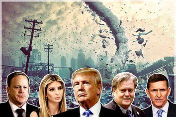 Trump Tornado