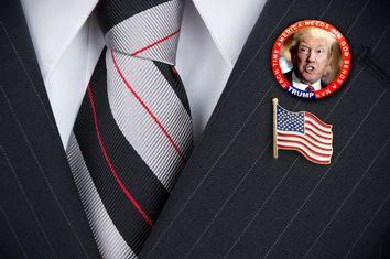 Donald Trump Pin