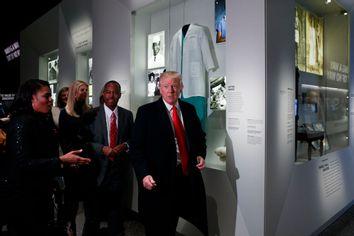 Donald Trump, Ben Carson