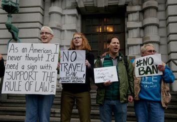 Trump Travel Ban Lawsuit
