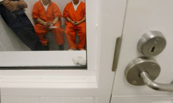 Private prison cell