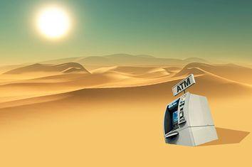 Desert ATM
