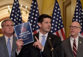 Paul Ryan, Greg Walden, Kevin McCarthy