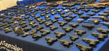 Gun Bust One Undercover