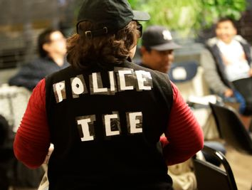 Immigrants Deportation Training