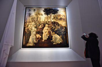 Italy Leonardo Da Vinci