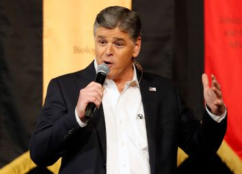 Sean Hannity, Ted Cruz