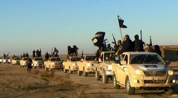 Syria Race for Raqqa